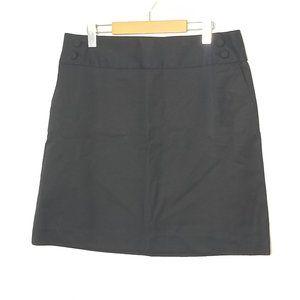Denver Hayes   Casual Black Mini Skirt 10 Pockets